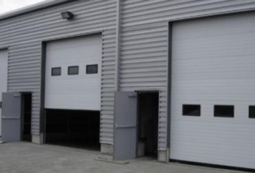 Service pentru usi industriale
